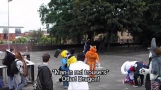 Birmingham FurMeet Video - 18th August 2012