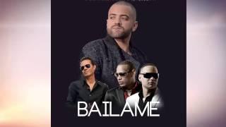 Bailame LYRIC (corto)Nacho Ft. Marc Anthony & Gente De Zona - Bailame