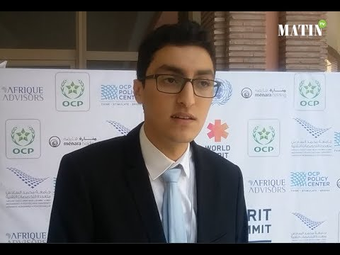 Video : Objectifs du développement durable : «The Councils Summit» réunit 300 étudiants du monde à Marrakech