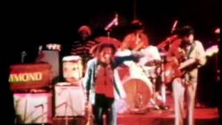 Bob Marley and the Wailers - Live Toronto 1975 Rare Footage