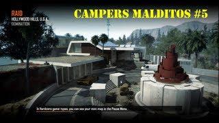 Campers Malditos - Episódio #5 - BO2 HD
