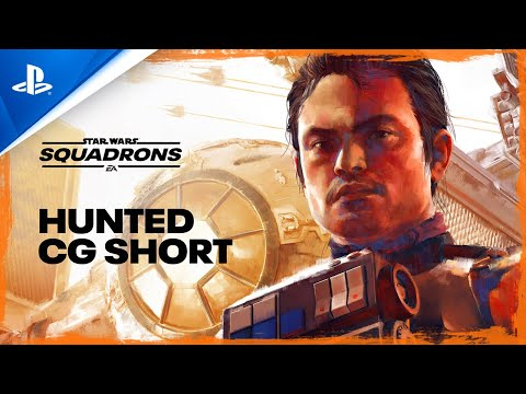 "Star Wars: Squadrons – ""Hunted"" CG Short 