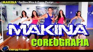 MAKINA Carlitos Wey & Crazy Design Coreografía