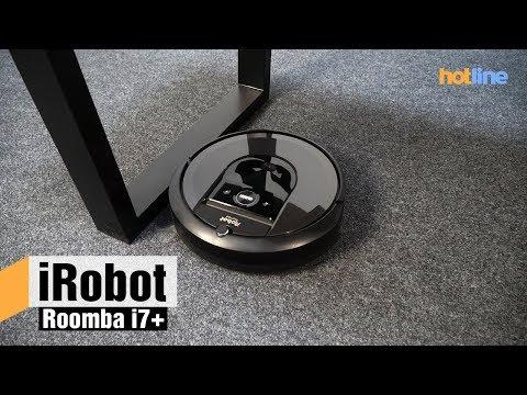 iRobot Roomba i7+ — уборка стала еще проще photo