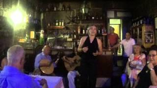 Vou dar de beber à dor - Mónica Castro - 27/06/2015 - Restaurante Arca Velha