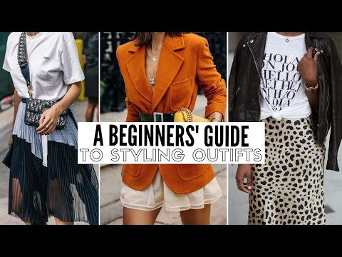 Video: How To Style Everyday Outfits | Summer Fashion Trends 2019