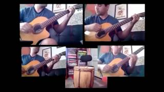 Metallica Nothing Else Matters acoustic version cover Argentina