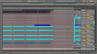 Dimitri Vegas & Like Mike - Ready For Action (CMatheuz Remake) ABLETON ALS PROJECT