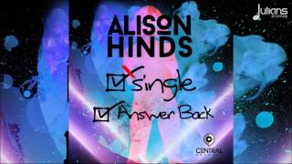 """Alison Hinds - Single (Official Answer Back) """"2017 Soca"""" (Crop Over)"""