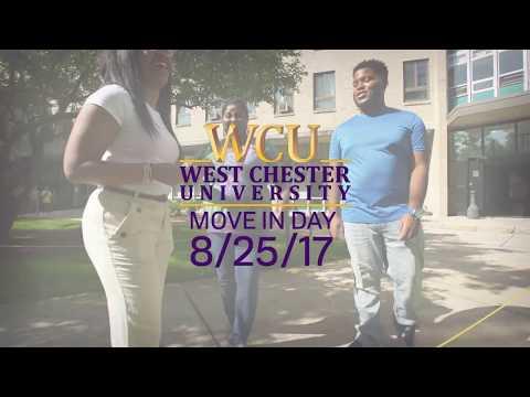 WCU MOVE IN DAY 2017