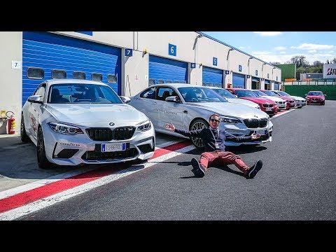 BMW Vuole farmi comprare un'altra M!