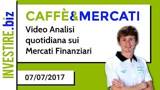 Caffè&Mercati - Video analisi quotidiana sui mercati