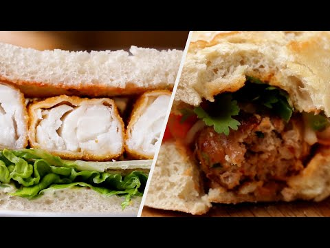Sandwiches To Fill You Up ? Tasty Recipes