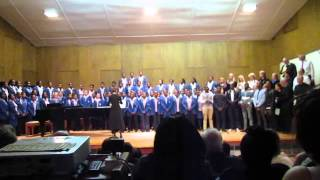 Choirs with PowerHouse Music - Lavenders Blue