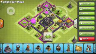 (COC) TH 9 RUSHED BASE