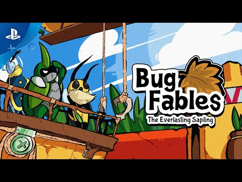Bug Fables: The Everlasting Sapling - Launch Trailer | PS4