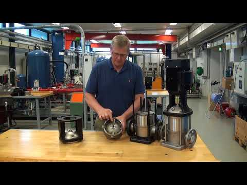 Tandem Seals on CR pumps from Grundfos – explained