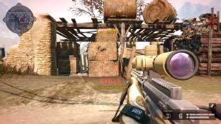 WhyNoRevive | Warface Sniper/Rifle Montage #1