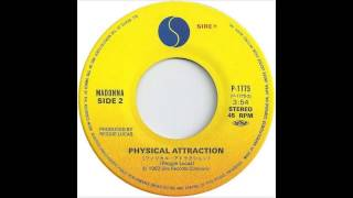 """Physical Attraction [7"""" Version] - Madonna"""