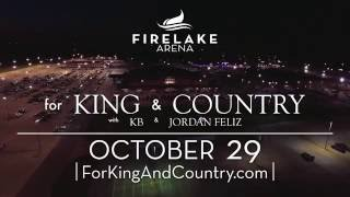 for KING & COUNTRY contest