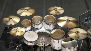 Henrique e Juliano - Recaídas - Drum Cover