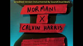 Normani & Calvin Harris-Slow Down(Unedited Instrumental)