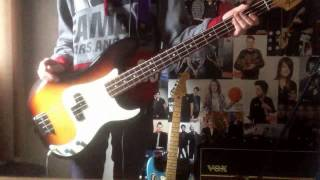 Home Street Home - Because I Want To Bass Cover