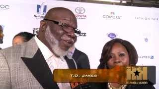 Exclusive: T.D. Jakes Fires Back at Deitrick Haddon - HipHollywood.com