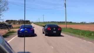 2003 Nissan 350Z vs 2007 Mustang GT