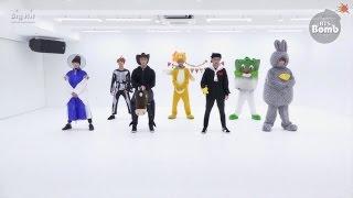 [BANGTAN BOMB] BTS (방탄소년단) '21세기 소녀 (21st Century Girl)' Dance Practice (Halloween ver.)