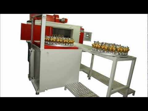 Rotation moulding , rotasyon makinesi,plastik top www.pinarmakina.net