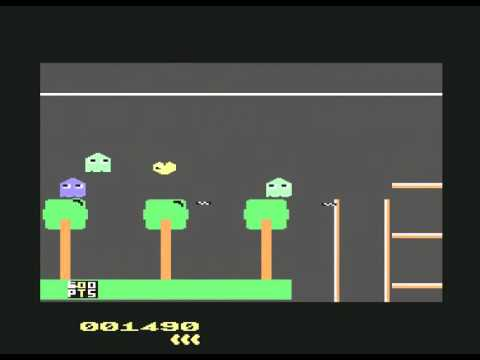 C64 PACMAN DELUXE  WHAT THE F  !!!!