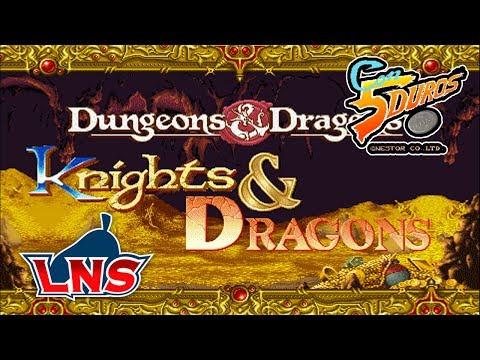 DIRECTO: DUNGEONS & DRAGONS - KNIGHTS & DRAGONS LNS MOD (OPENBOR - 1cc, 3 jugadores)