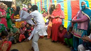 Mast haryana geet dance