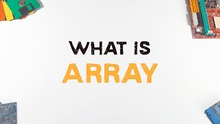 Array Explained In 1 Minute