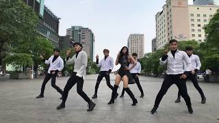 [KPOP IN Public Challenge] BoA 보아 'ONE SHOT, TWO SHOT' - Dance Cover - from VietNam ver.2