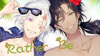Nightcore - Rather Be [Male Version]