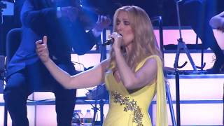 "Beauty and the Beast: Celine Dion Live "" How Does a Moment Last Forever"""
