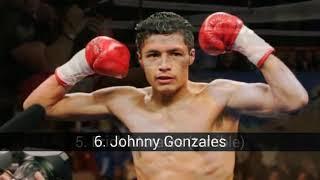 Les boxeurs mexicains les mieux payés