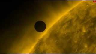 NASA Venus Transit Heat Miser Massive Attack