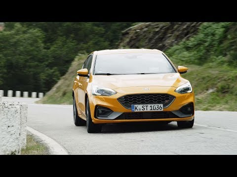 Ford Focus ST - Europe's Greatest Driving Roads - N304, Portugal