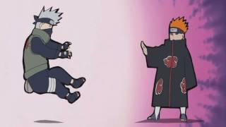 Kakashi vs. Pain