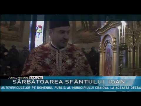 SĂRBĂTOAREA SFÂNTULUI IOAN