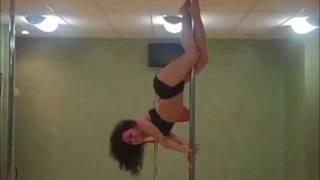 Hot Pole Dance (Jeremih - Down On Me (ft. 50 Cent))