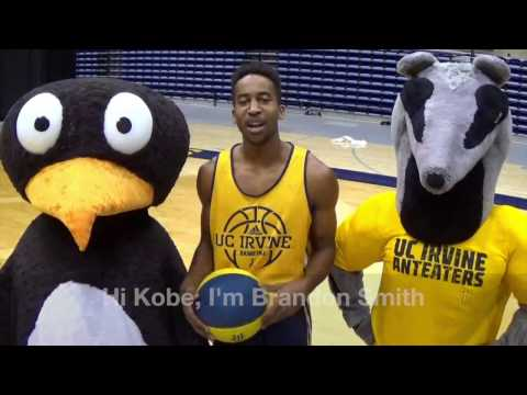 Brandon Smith, UCI Forward, Asks Kobe Bryant to #JoinJiJi