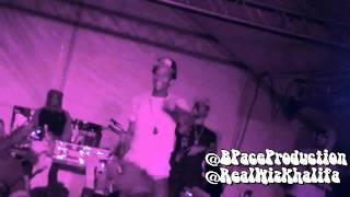 "Wiz Khalifa- ""Still Blazin"" Live in Concert! Jackson, MS"