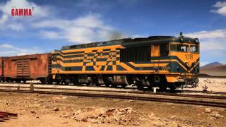 Chris Tarrant: Extreme Railway Journeys - Crossing the Andes (Episode trailer HD)
