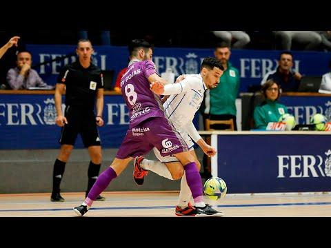 O Parrulo Ferrol   Palma Futsal Jornada 8 Temp 19 20