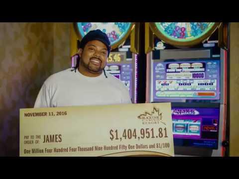 $1.4 Million Lucky BOCR Winner - November 11, 2016