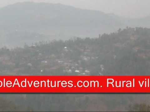 Rural Villages of Nepal.